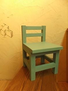 かわいいお椅子